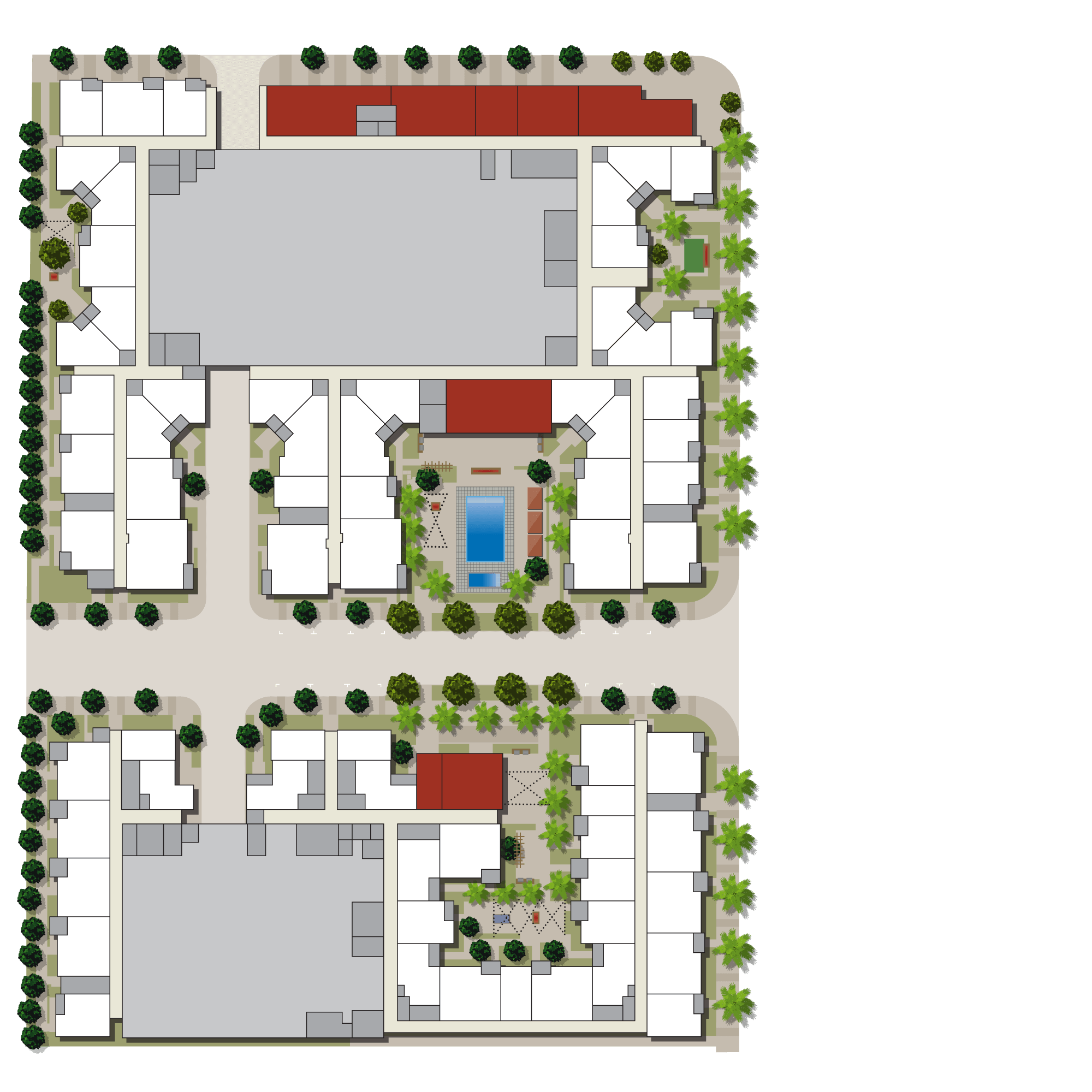 Site Plan Level