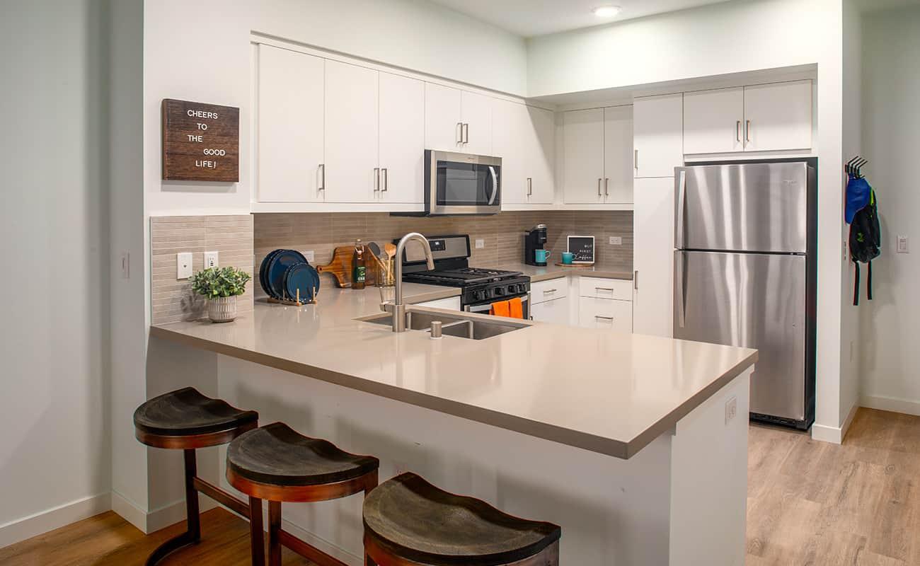 AmpliFi Plan B2: Kitchen