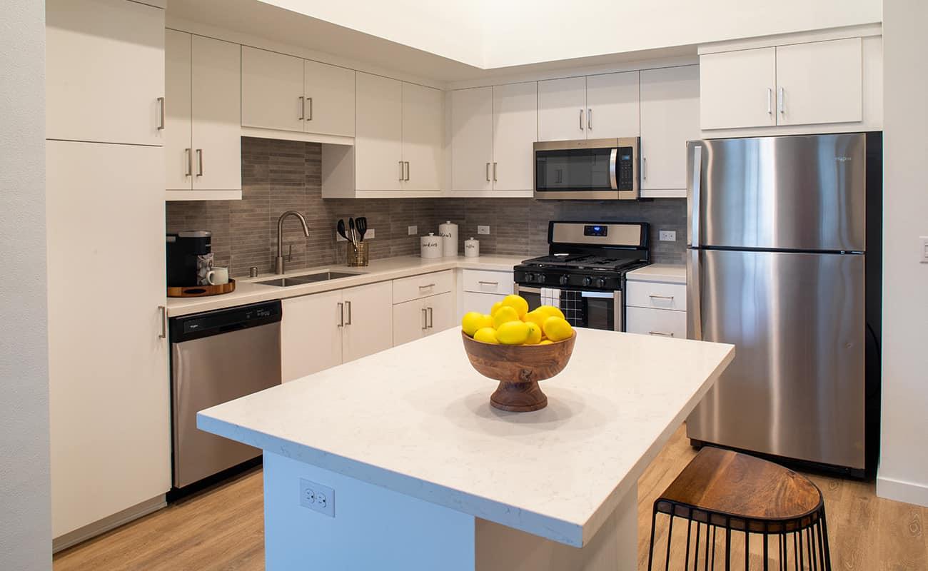 AmpliFi Plan A6: Kitchen
