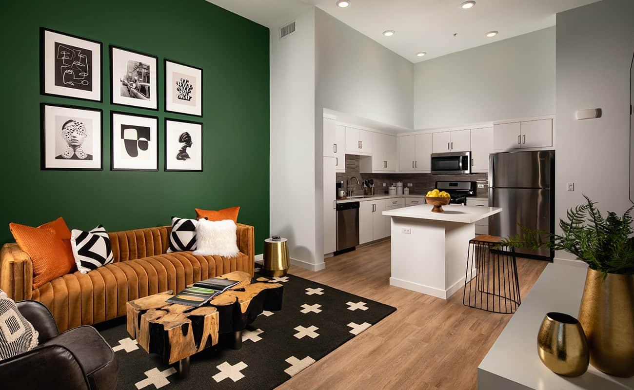 AmpliFi Plan A6: Living/Kitchen