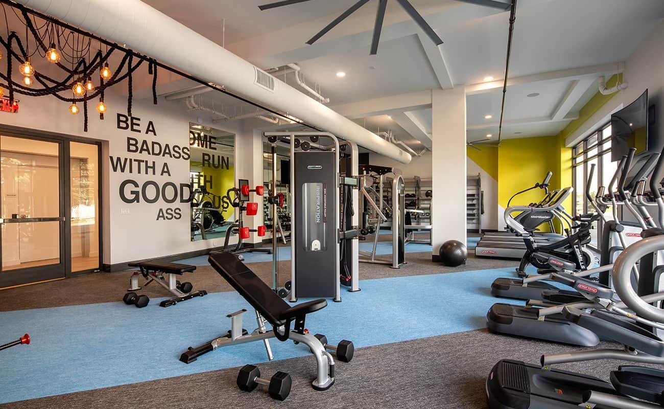AmpliFi - Amp'd-Up Fitness Center