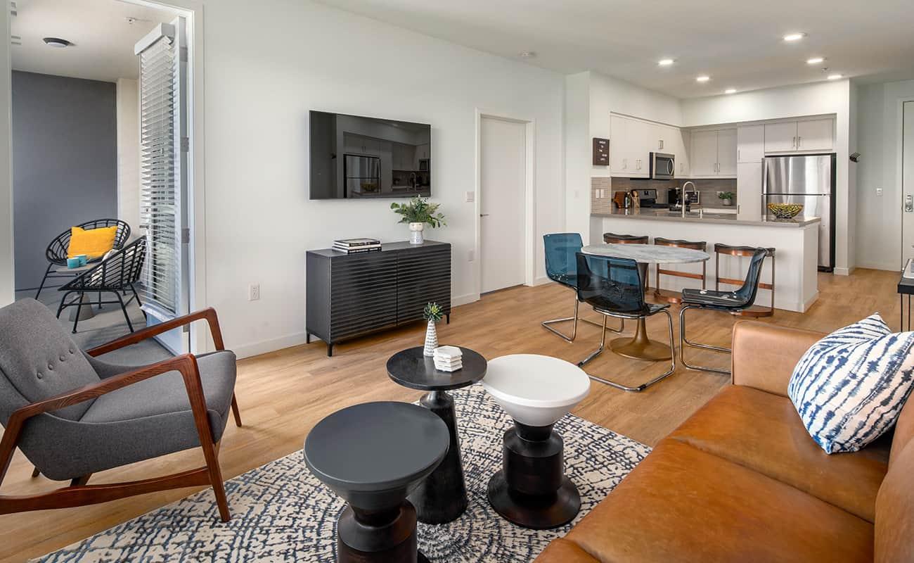 AmpliFi Plan B2: Living/Kitchen