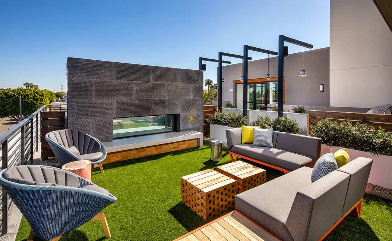 AmpliFi - Roof Deck